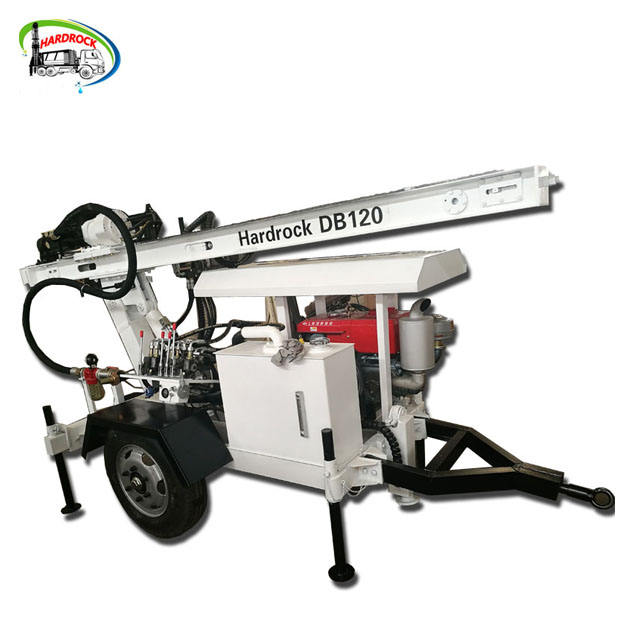 Cheap Borehole Drilling Machine /water well drilling rig for Sale