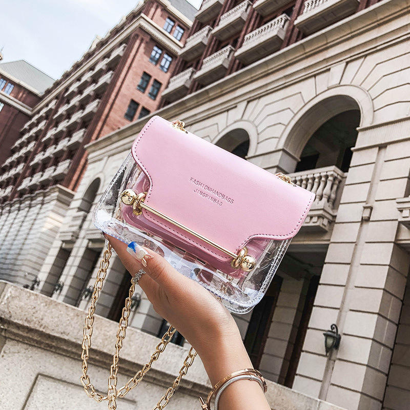 new style popular designer handbags famous brands elegant female jelly handbags private label