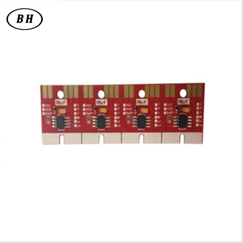 Bheng Mimaki Ss21 Inkt Chip Compatibel Permanente Auto Reset Inkt Cartridge Chip Voor Jv3 Jv5 Jv33 Printer