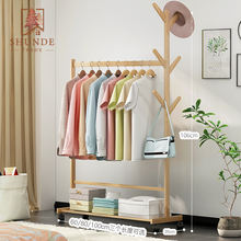 Wholesale Modern Clothes Rack Stand with Coat Hanger