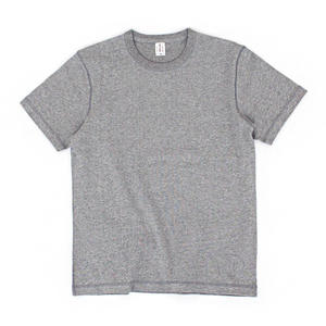 300gsm Combed Cotton cheap t shirt Short-sleeved organic cotton T-shirts