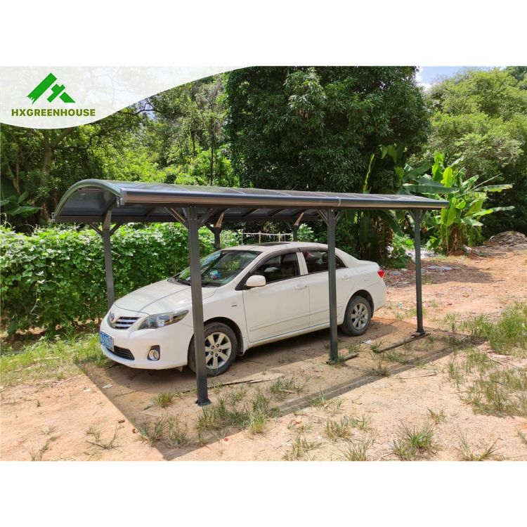 Hot Koop custom made carports garages met polycarbonaat dak auto garages luifels parkeergarages
