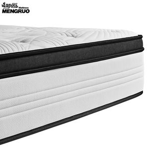 cheap price hotel use queen size sleepwell matelas bed spring mattress topper