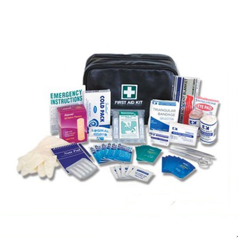 10in 1 Mini First Aid Kit Supplies Emergency Package Supplies Box Travel Trip Protection