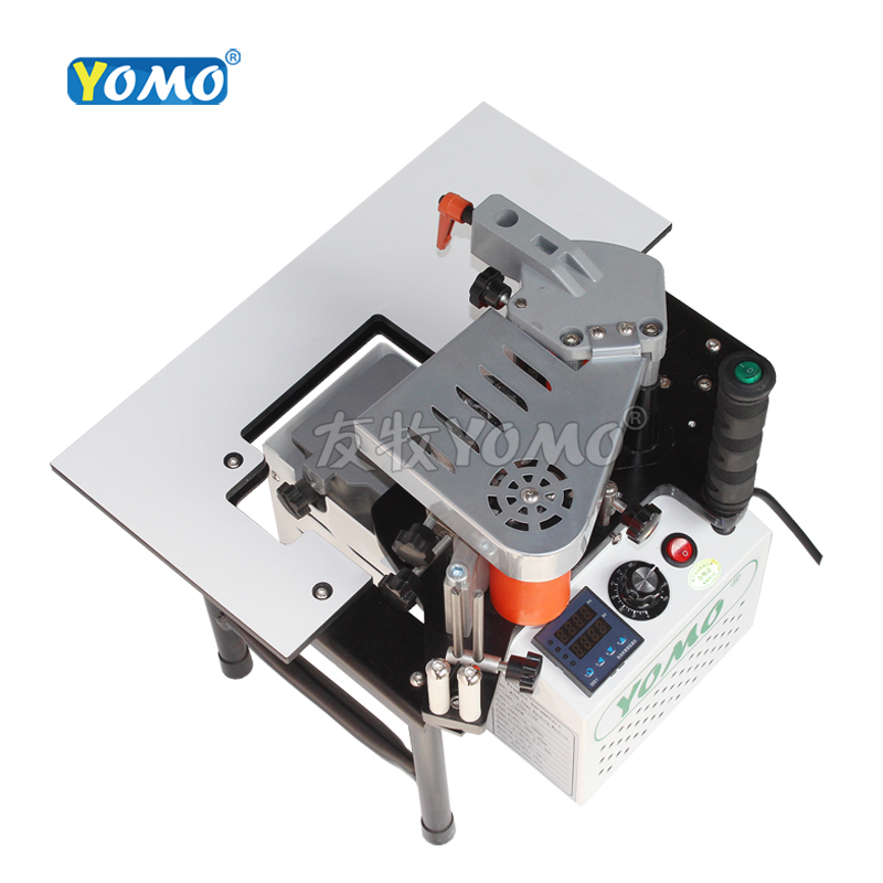 MY50 Small manual pvc portable edge bander hand held edge banding machine