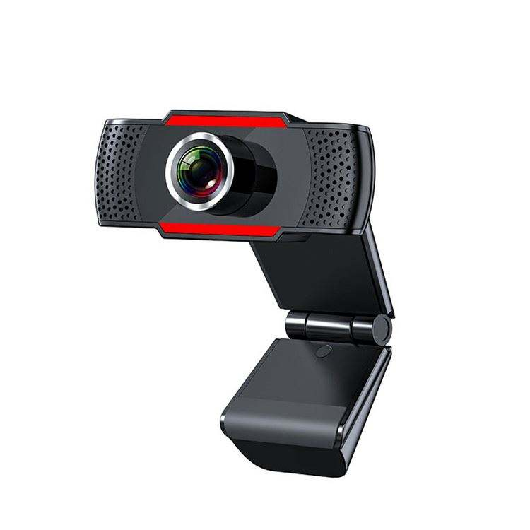 Webcam Autofokus Usb 1080P Full Hd 4K, Mikrofon Webcam untuk Laptop