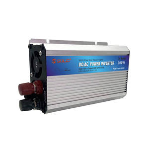 Gelombang Sinus Murni Inverter 12V-220V 300W Surge Power 600W DC To AC Power Inverter