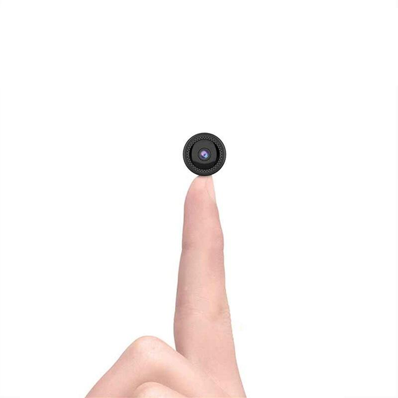 Mini Spy Camera Draadloze Verborgen Wifi Remote Surveillance Camera Voor Ios Android Pc