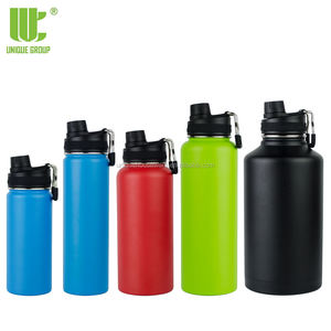 Unique Group 350ml 500ml 750ml 1000ml Stainless Steel Thermos European Vacuum Flask
