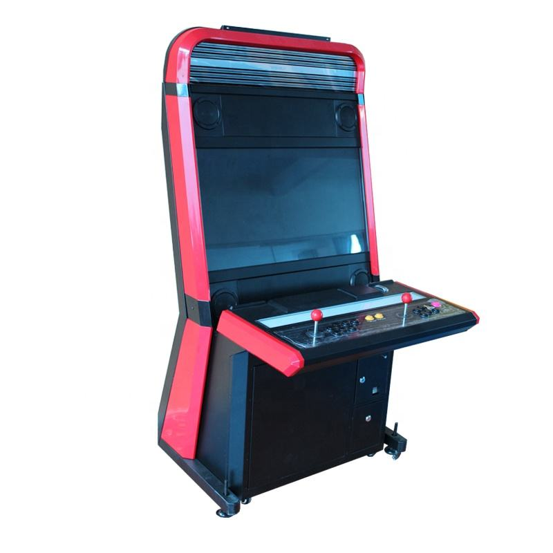 coin operated 1500 in 1 games arcade game machine for two players