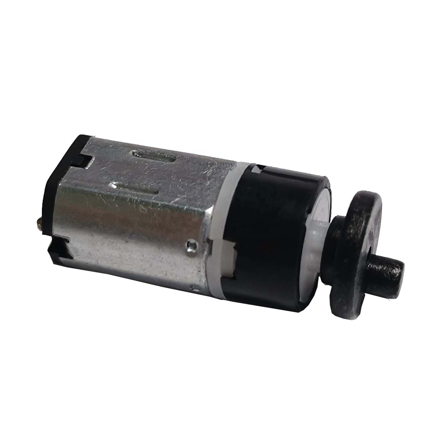 n20 automotive door lock dc motor 6v plastic gear