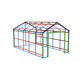 China Carport Carport China Low Cost Galvanized Steel Frame Regular Style Metal Carport