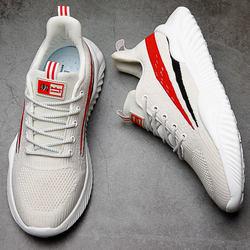 Men Fashion Mesh Shoes Customized Casual Sneakers Running Footwear Sports Shoes