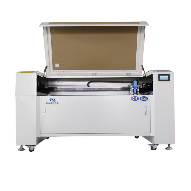 Metal Laser Cutting Machine Wood Router 150W 200 Watt Co2 Laser Metal and Nonmetal Cutter