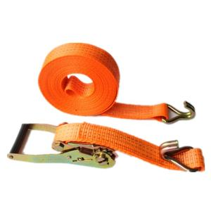 Heavy duty 3t ratchet cargo tie down strap