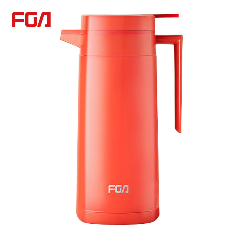 Fuguang double wall food grade glass thermos refill big capacity for household