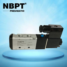 High Quality 4V Series Solenoid Valve Pneumatic Solenoid Valve