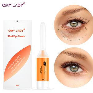 Best selling korean cosmetic puffy eye cream eye skin whitening cream for woman and man