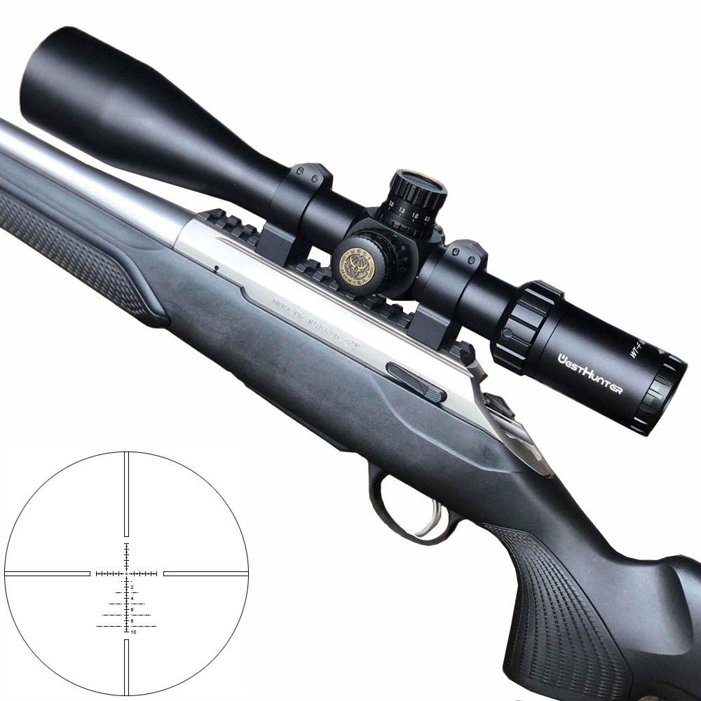 Best Price WT-F 5-20X50SF Tactical Waterproof/Shockproof Rifle Telescopic Scope For Air Rifle