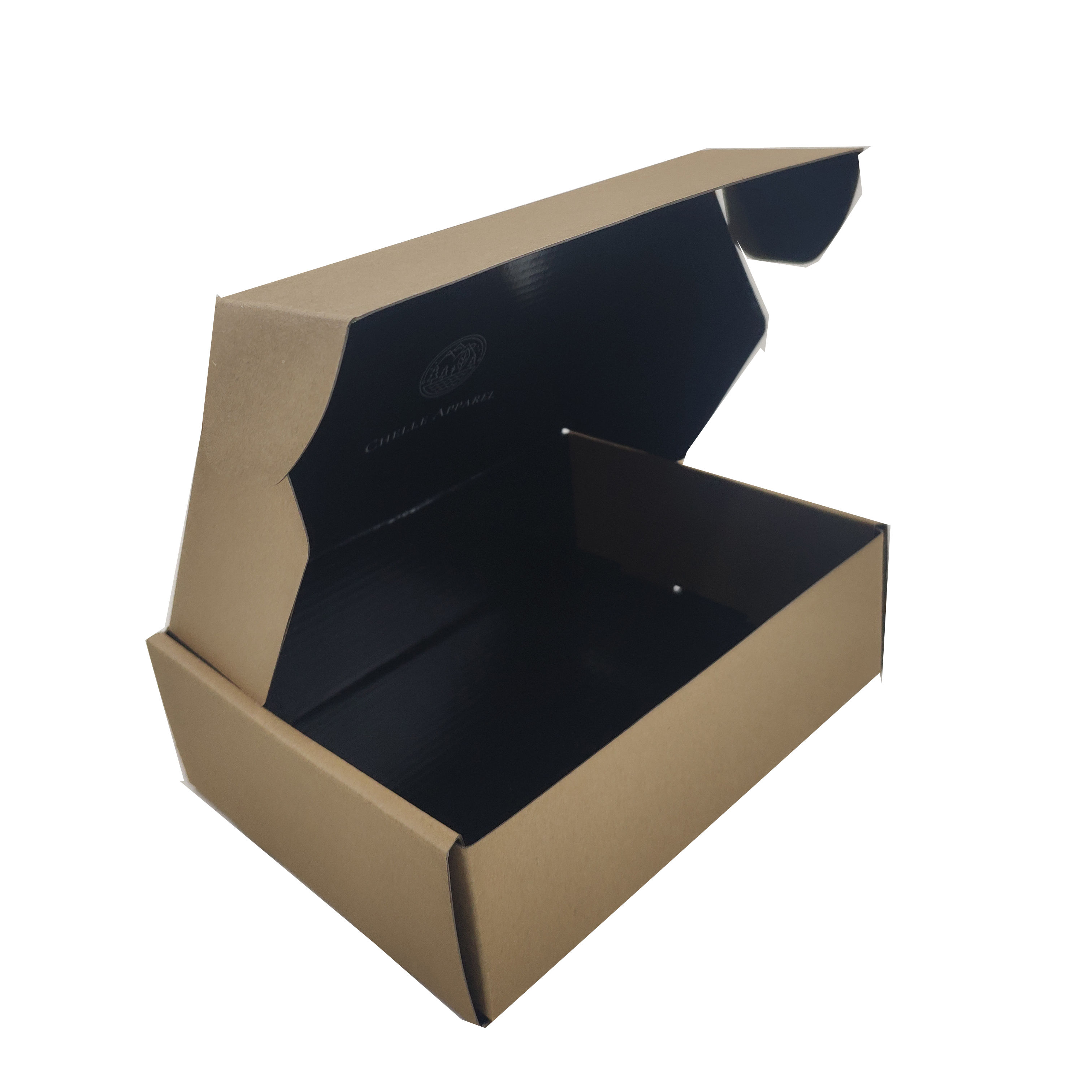 High Quality Custom Logo Packing Shipping Corrugated Paper Box