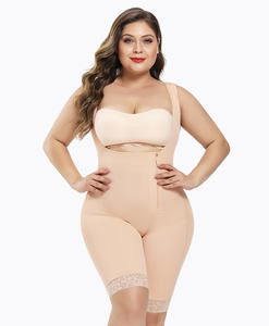 Fajas Colombianas 10XL Breathable shapewear butt lifter tummy control slimming girdle women full body shaper