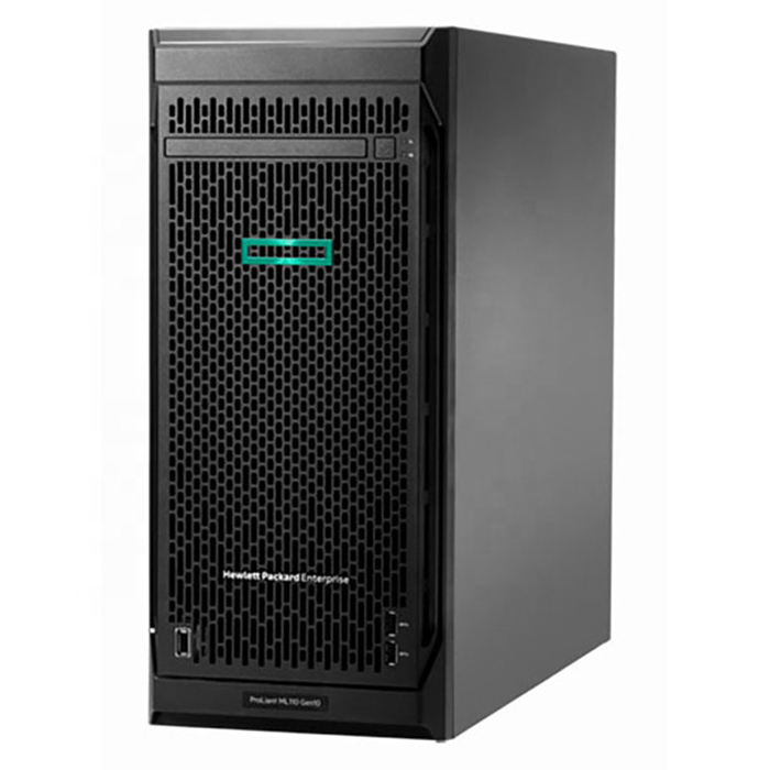 オリジナルNewerverHPE ProLiant ML110 Gen10 Intel Xeon Silver 4108タワーサーバー