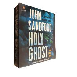 Free shipping Holy Ghost (A Virgil Flowers Novel) CDs music CD