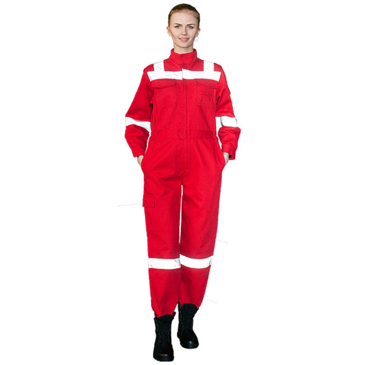 Firemen workwear fr clothes Flame retardant clothing overalls