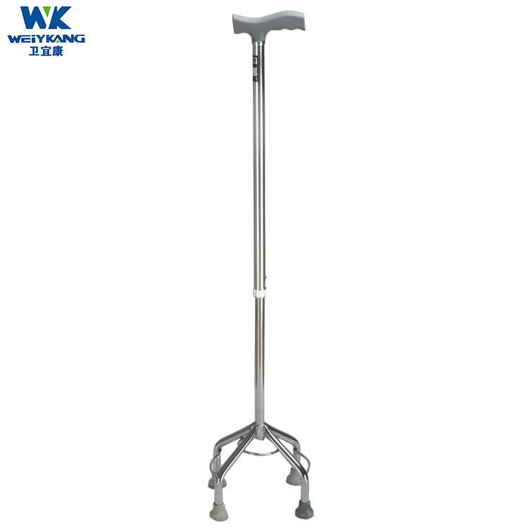 KDB-931 folding stool blind walking stick for the disabled and elderly