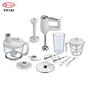High quality hot sell 600W food mixer Multifunction home hand mixer with bowl