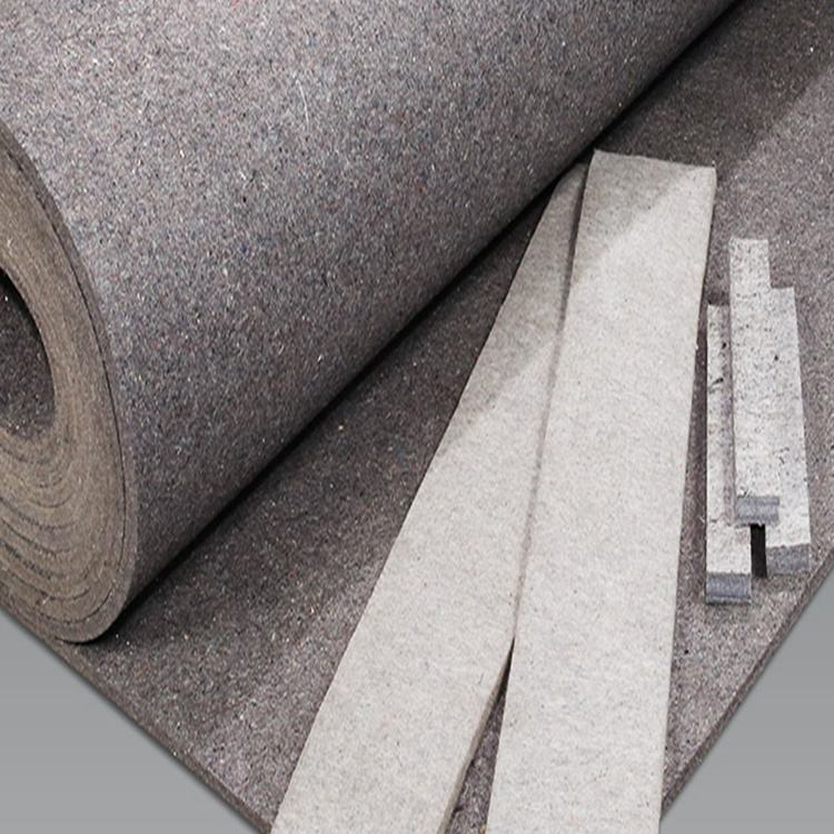 Wholesale industrial 5mm thick felt fabric fabric