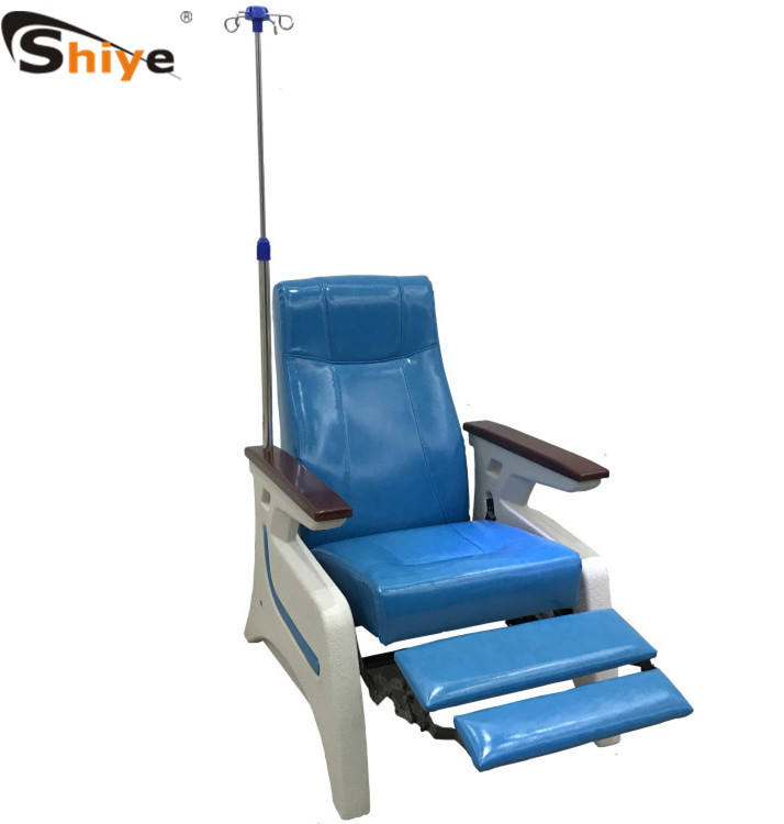 CE ISO High quality electric multi-functional infusion chairs medical patient recliner transfusion chair