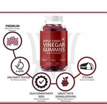 Apple Cider Vinegar Diet Gummies  Organic ACV Gummy Vitamins