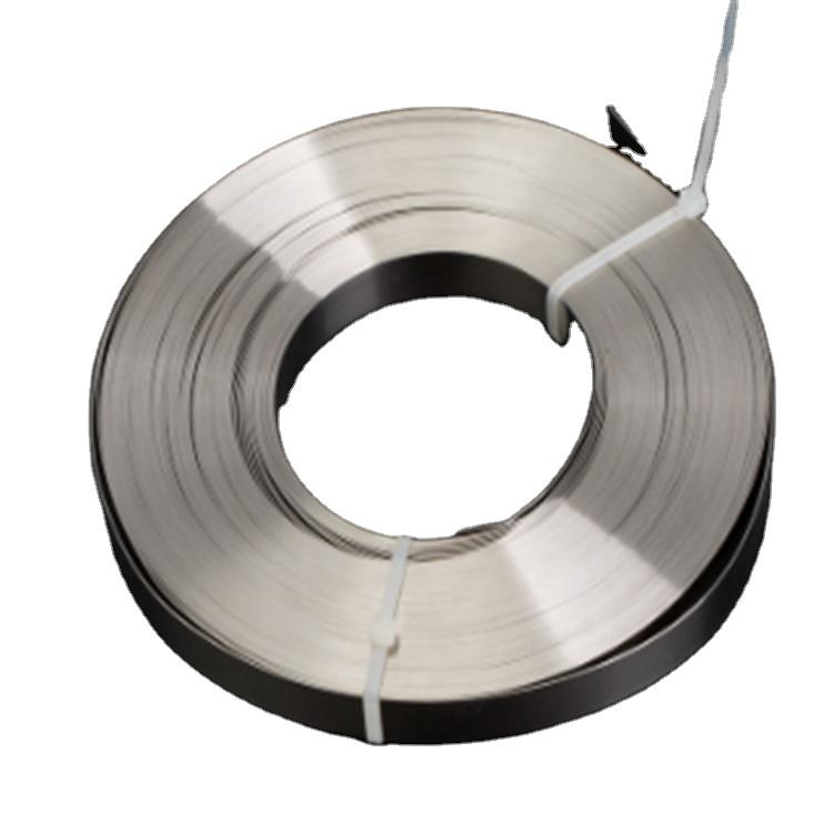 SS 304 Stainless Steel Strapping Strip 3/4'' 19mm For Outdoor Use