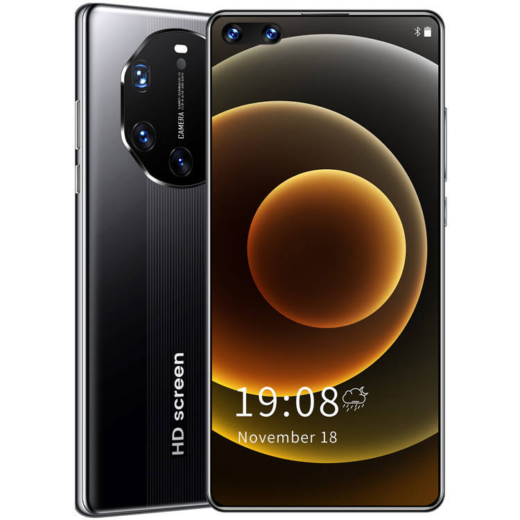 3G Smart Phone 6.72 Inch 720*1600 Hd Full-Fit Gebogen Scherm MTK6580 2Gb Ram 16gb Rom Android 6.0 2400Mah <span class=keywords><strong>Mobiele</strong></span> <span class=keywords><strong>Telefoon</strong></span>