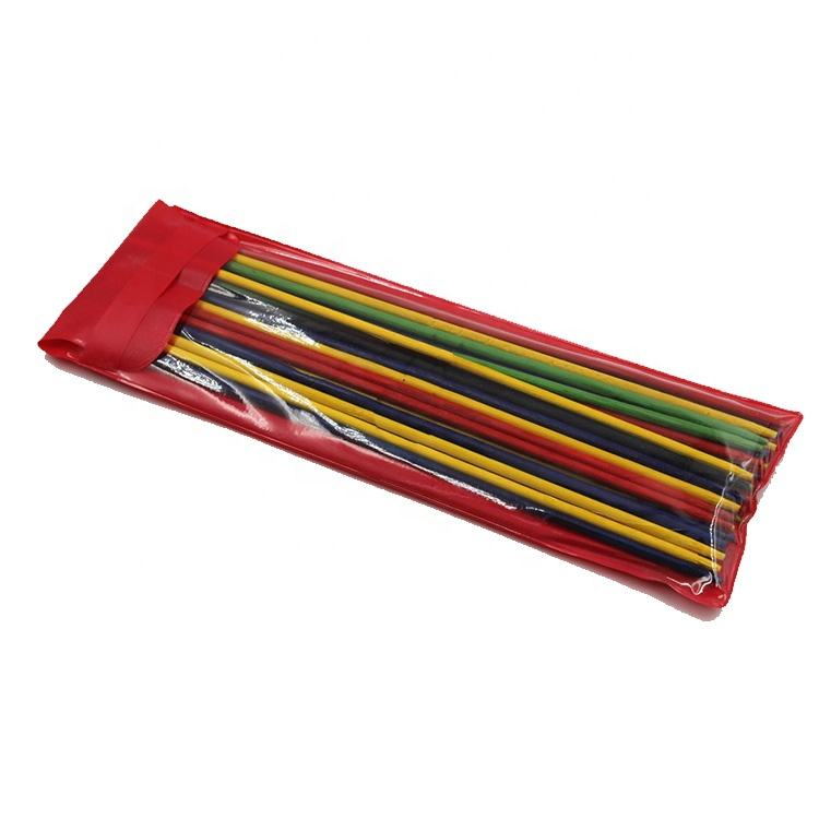 41Pcs Kids Outdoor <span class=keywords><strong>Mikado</strong></span> Game Pick Up Sticks