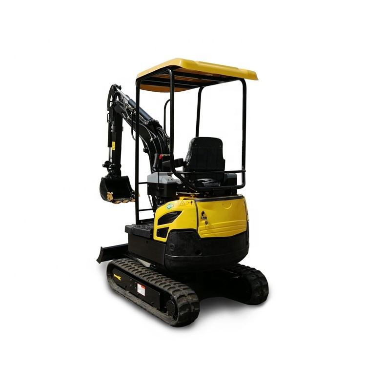 Yanmar engine 2ton small hydraulic excavator price