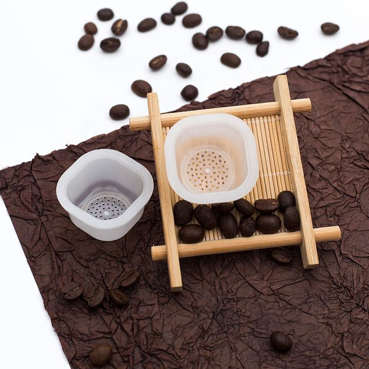 Wholesale Eco-friendly 100% PLA Biodegradable Coffee Capsule Box