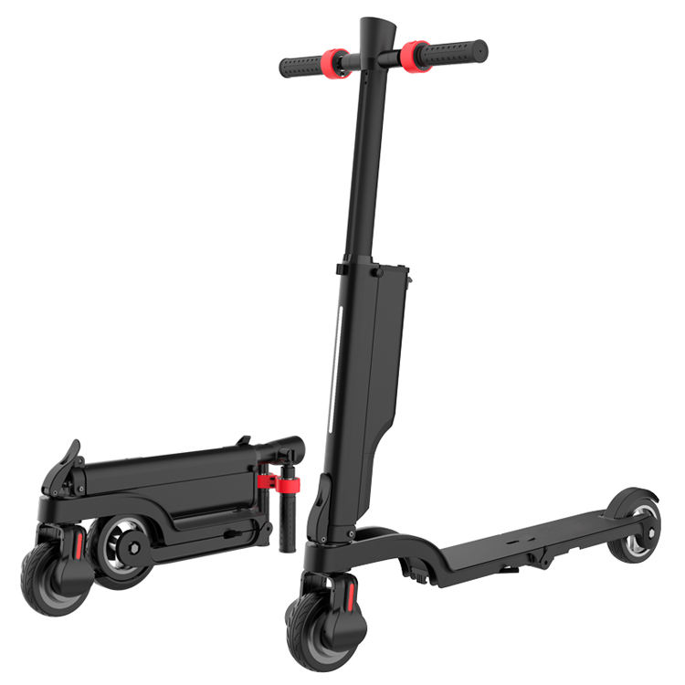 Mini Foldable Children Weight 10Kg Electric Scooter