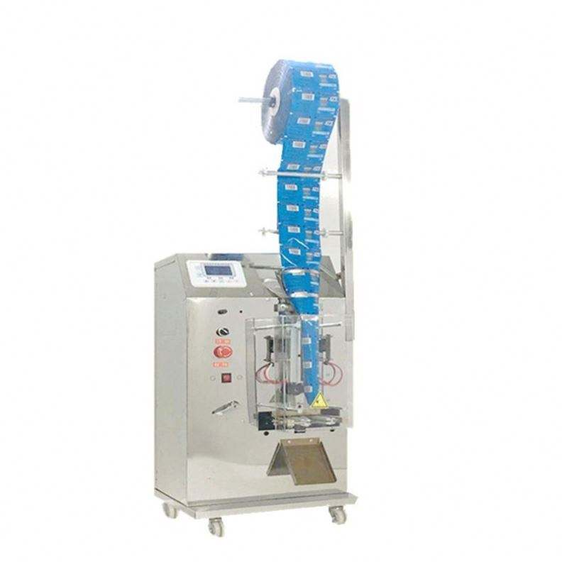 High Quality 2-120ml Automatic Bagging Liquid Sauce Sachet Water Filling Packaging Sealing Machine