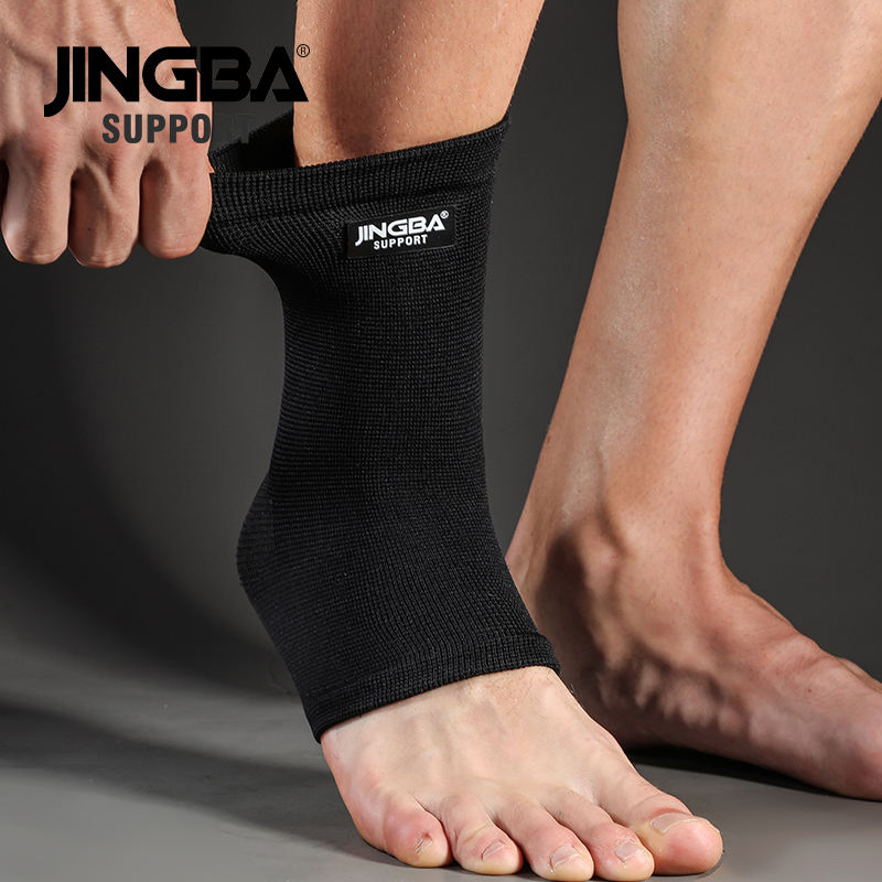 JINGBA SUPPORT-00404# OEM Adjustable Foot Care Compression Ankle Sleeve Support