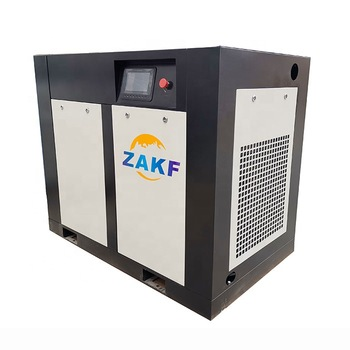 ZAKF ZA-30 30HP 22KW 380V 50HZ 8Bar IP54 In Stock Screw Air Compressor