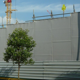 Temporary Heavy Construction Sites Absorb Block Sound Noise Shield Control Divider Curtain Wall Fence Barriers Tarpaulins