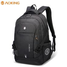 guangzhou Aoking Waterproof Men Backpack Business Computer Backpack Bag Women Laptop Bag Backpack 15.6 inch