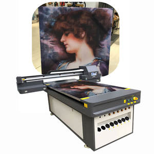NTEK UV Ink Printer Photo Color Printing Machine