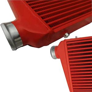OEM/ODM Customized Aluminum Turbo Intercooler Universal For Racing Car air cooler radiator heat exchanger