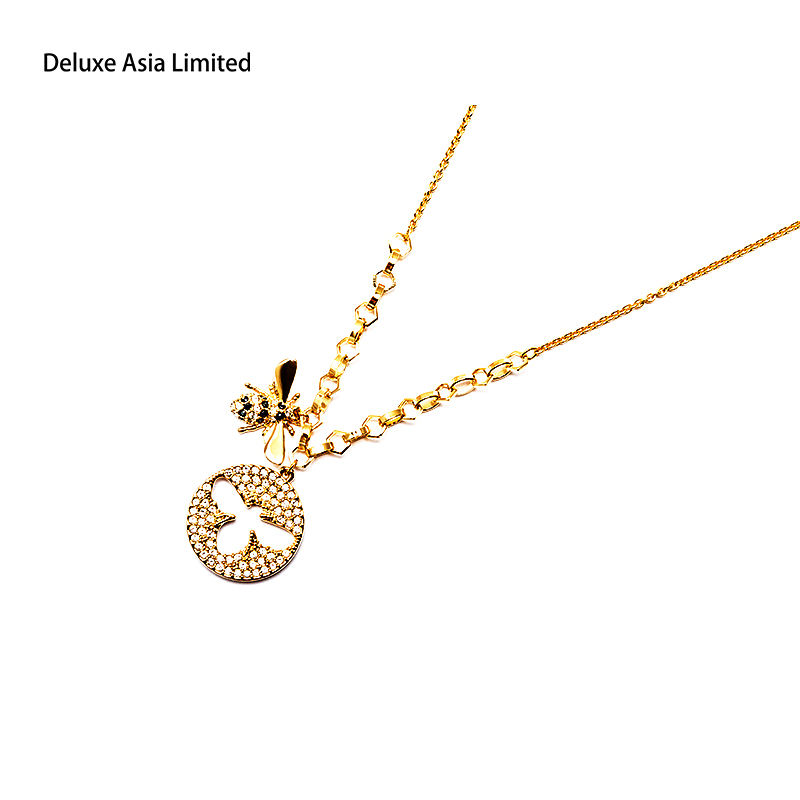 Superior quality Best choice Necklace White Gold-Tone Plated