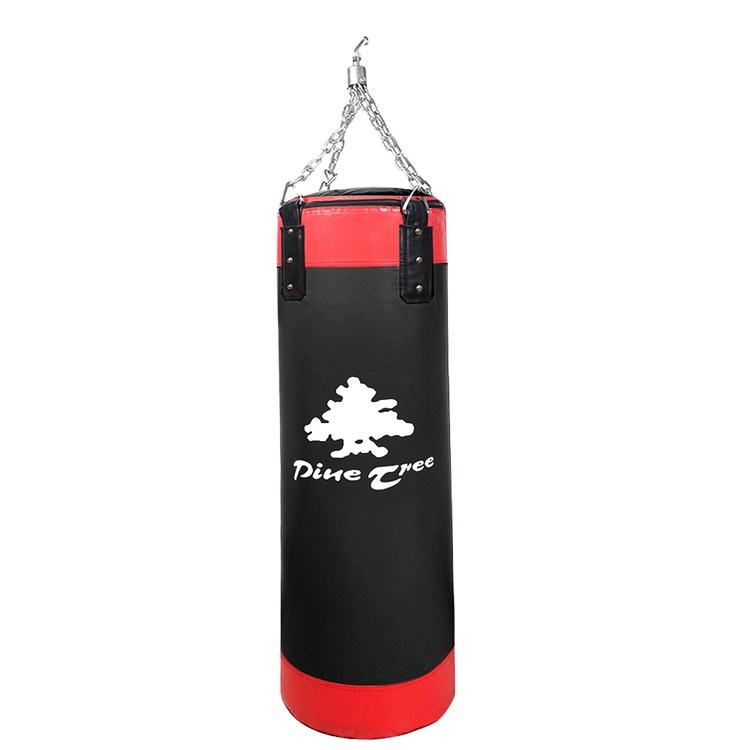 Hot Sale Professional Boxing Punching Bag Training Fitness With Hanging Kick Sandbag adults Gym Exercise empty-Heavy boxing bag