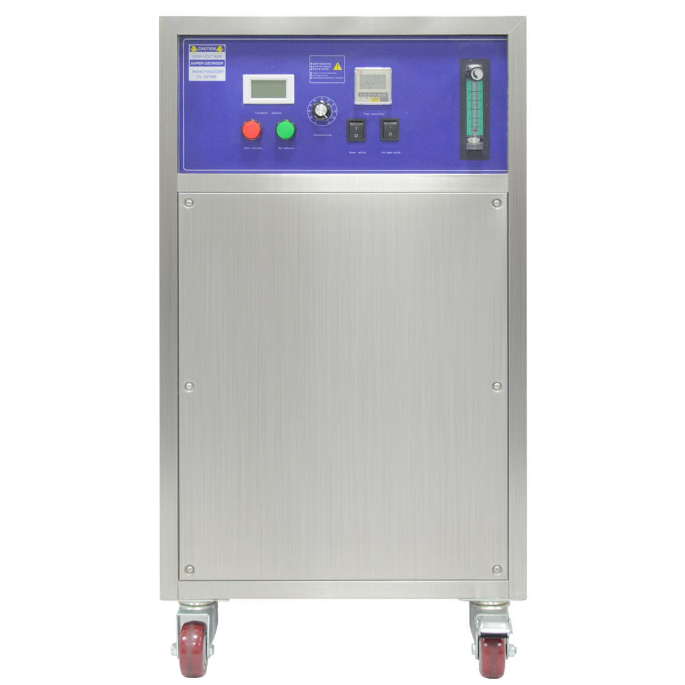 Water Treatment Ozone Generator Machine, Remove Chlorine For Drinking Water
