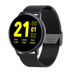 Update Sport Smart Watch S30 Dual LED Sensor ECG Body Temperature Immunity Monitoring IP68 Waterproof S30 smartwatch
